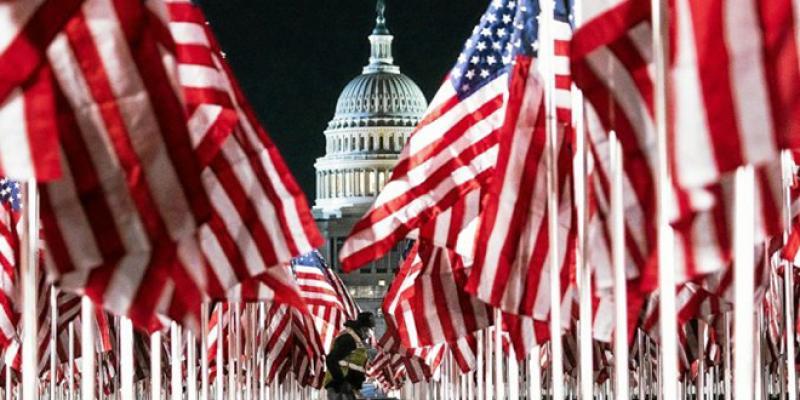 Joe Biden investi 46ème président des Etats-Unis