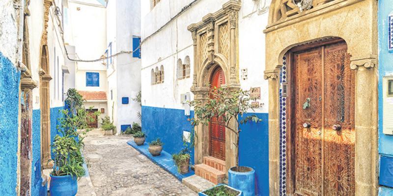 Rabat: Un plan de sauvegarde pour la kasbah des Oudayas