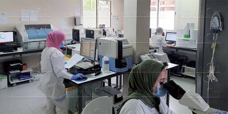 Test PCR: Les réactifs en rupture de stock!