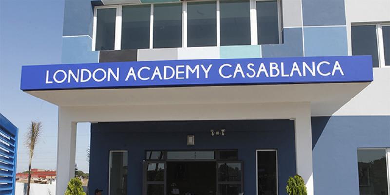 Accréditation pour la London Academy Casablanca
