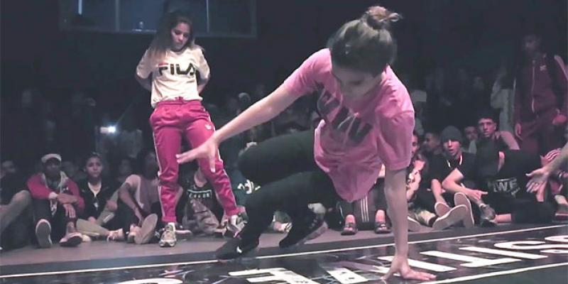 Les ladies du hip hop s'affrontent