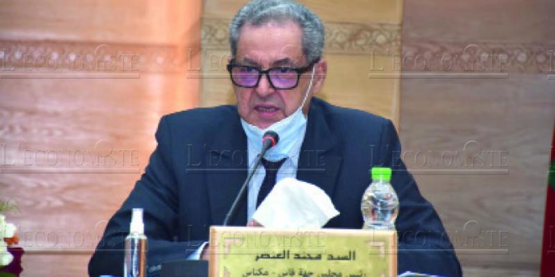 Conseil régional Fès-Meknès: Mohand Laenser défend son bilan