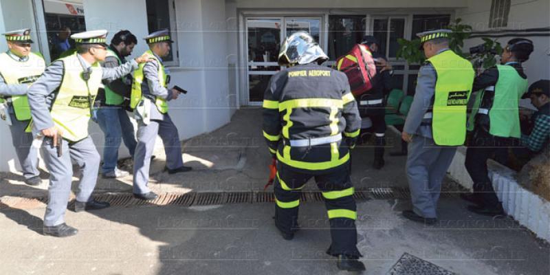 L'aéroport Fès-Saïss évalue sa sécurité