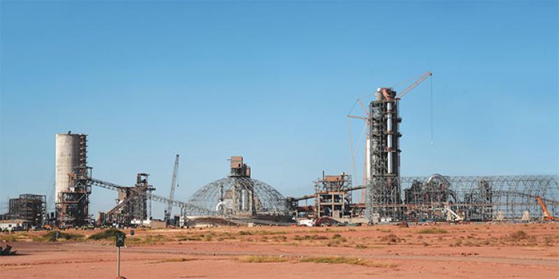 Dossier Agadir - Dossier Agadir: LafargeHolcim La première cimenterie 4.0