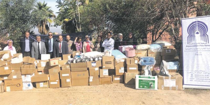 L'Association Fès-Saïss à la rescousse des malades indigents