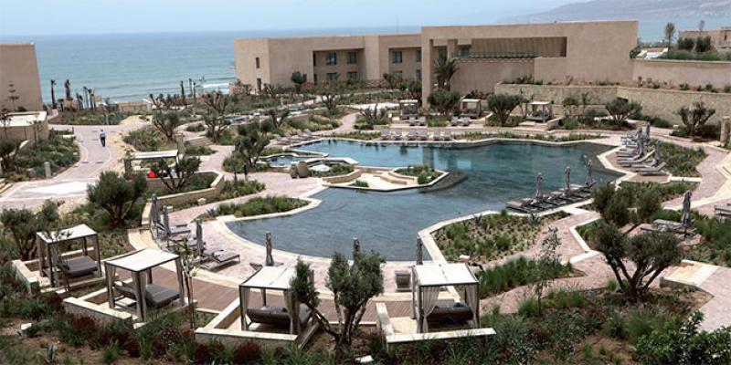 Dossier Agadir - Taghazout Bay: Ces fleurons de l'hôtellerie Premium