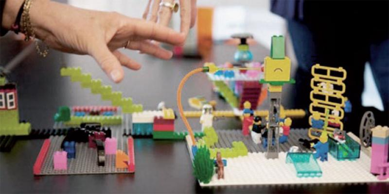 Lego Serious Play: Jouer pour stimuler l'intelligence collective