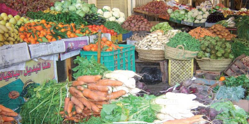 Fruits et légumes: Les raisons d'une surchauffe