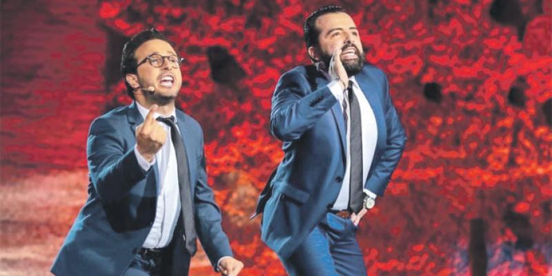 Humour: Les Inqualifiables font leur show à Rabat