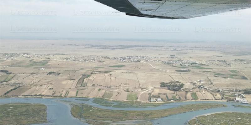 100 ans d'aviation au Maroc: Vu du ciel, le littoral atlantique se déshabille!