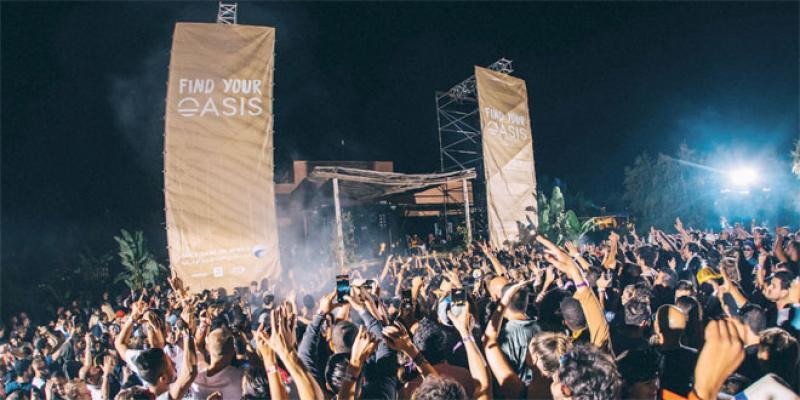 L'Oasis Festival: Un mini Tomorrowland à Marrakech