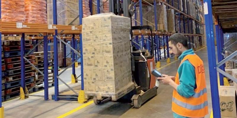 Logistique/distribution: Grosse organisation face à la forte demande