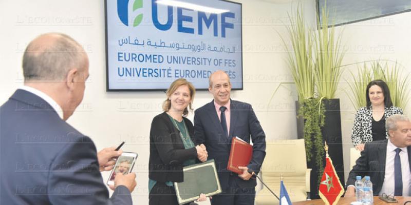 L'UEMF se dote d'une école d'ingénierie digitale