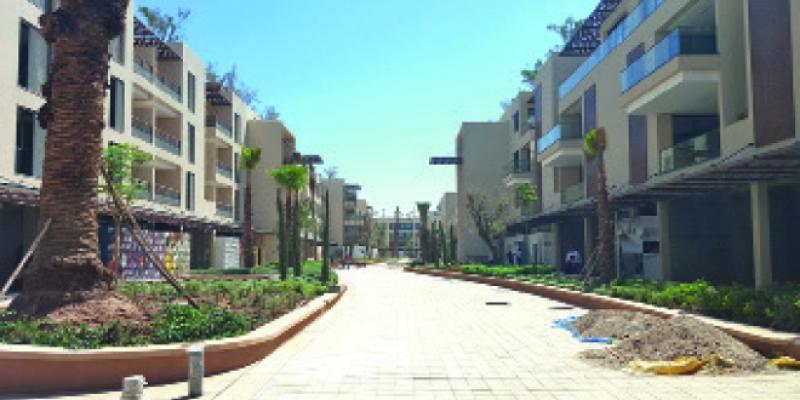 Marrakech Ouverture imminente du projet M Avenue