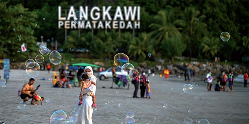 Malaisie: L'île de Langkawi teste la réouverture au tourisme local