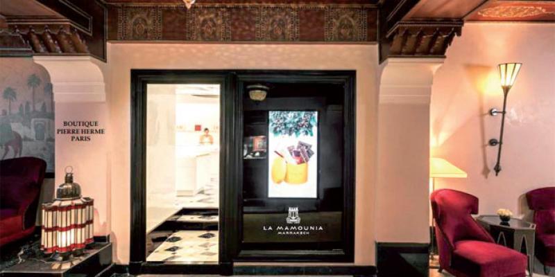 Marrakech: De nouvelles «signatures» à la Mamounia