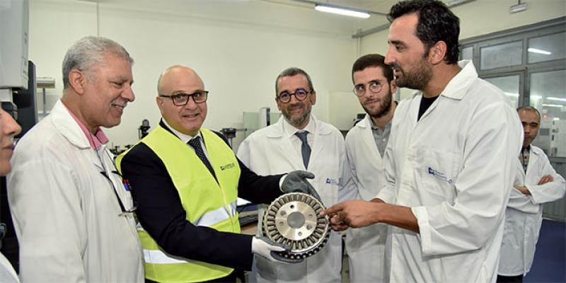 PME Régions: Floquet Monopole: L'équipementier qui fournit les usines Renault et PSA