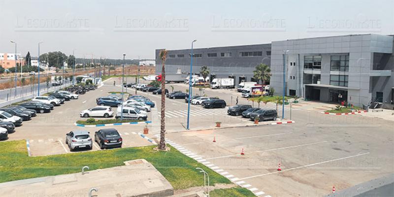 Logistique: Marjane Holding double ses capacités