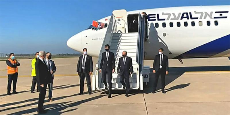 Maroc-Israël: Le rapprochement acté