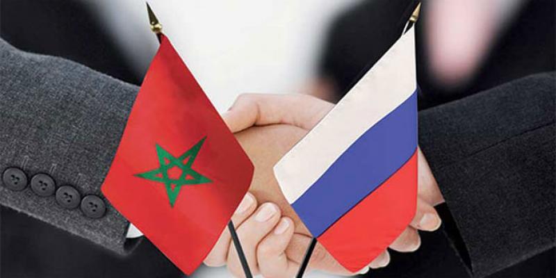 Maroc/Russie: Les échanges se renforcent