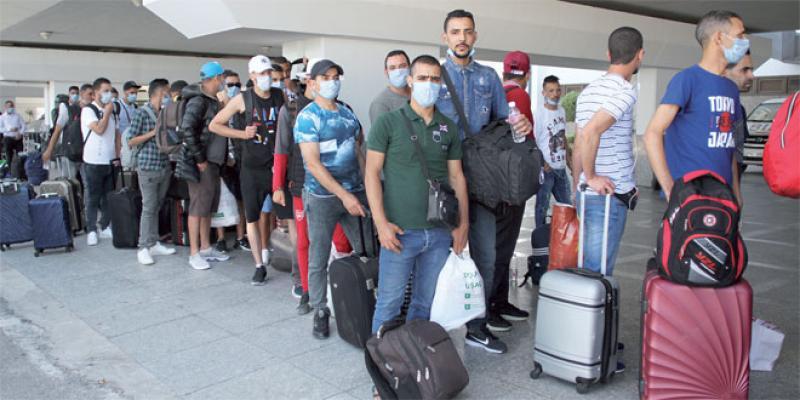 Marocains bloqués à l'étranger: Les précisions de Bourita