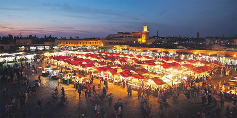 Marrakech s'offre des passages sur les TV US