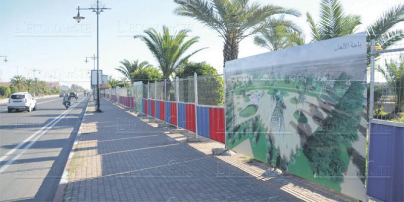 Marrakech réhabilite Ghabat chabab