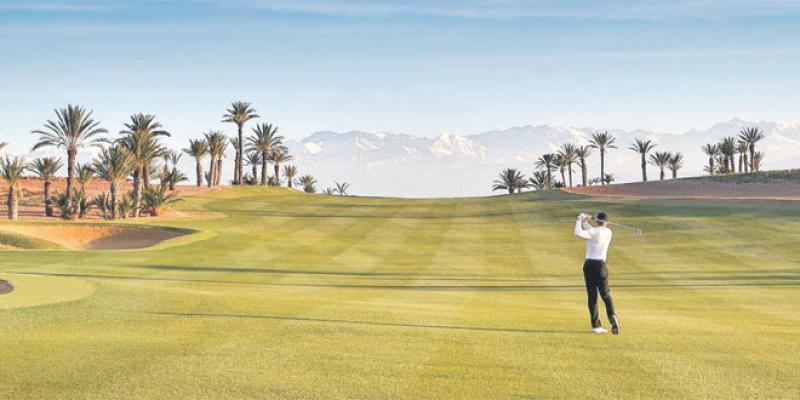 Marrakech mise gros sur le golf