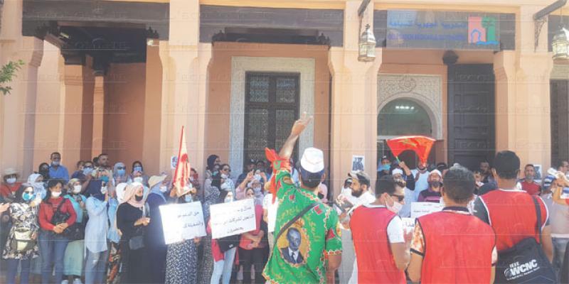 Marrakech : Les intérimaires du tourisme crient leur détresse