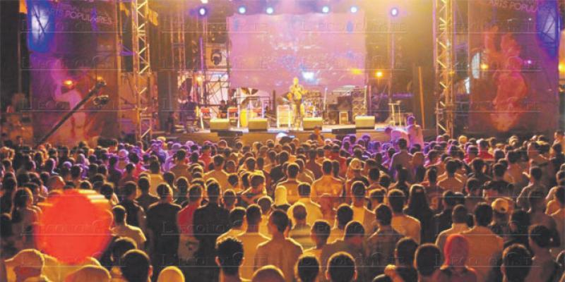 Marrakech: Le festival des arts populaires fête un demi-siècle