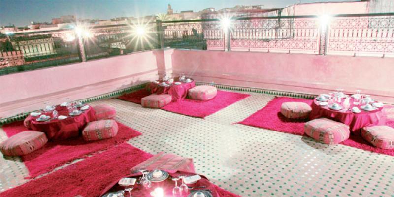 D'autres plans pour «s'éclater» à Marrakech