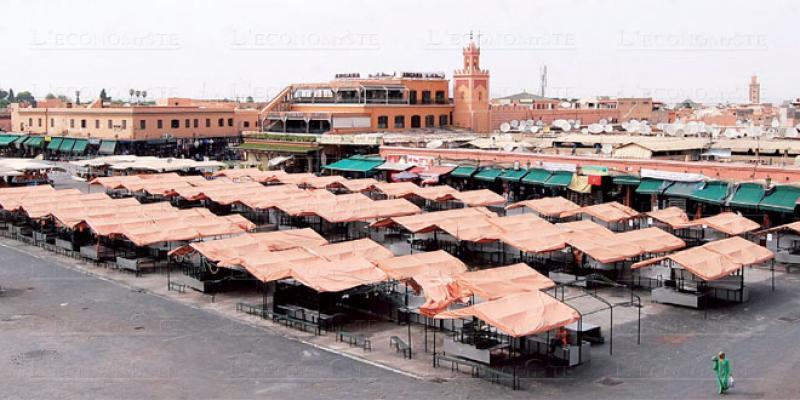Marrakech épinglée pour «intoxication alimentaire»