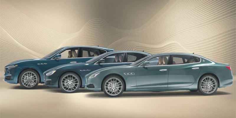 L'hommage de Maserati à son héritage