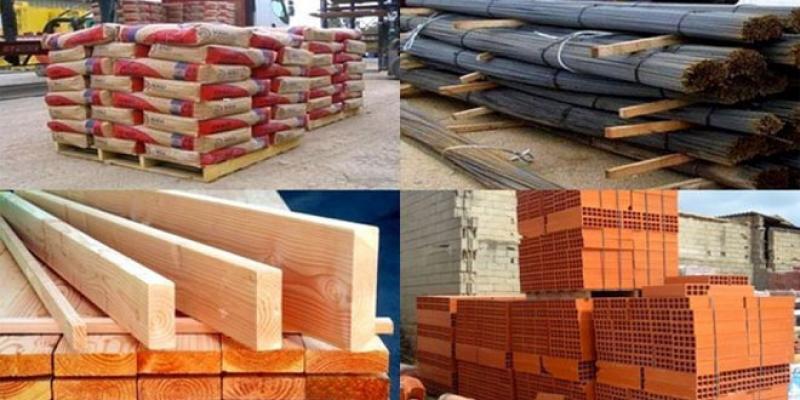 Matériaux de construction: La traque de l'informel