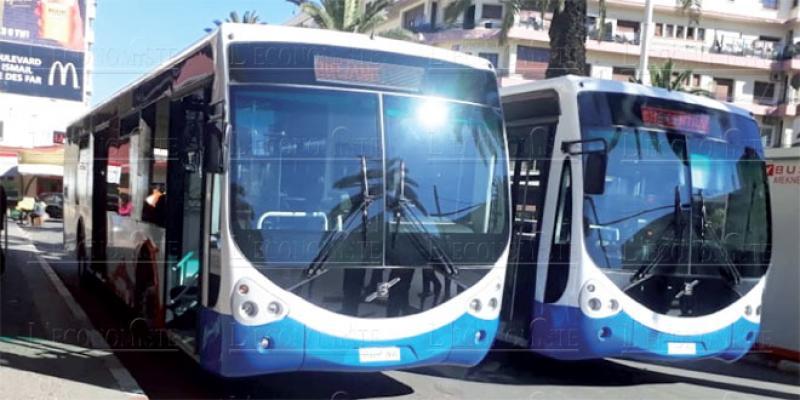 Meknès/Transport public: CityBus rempile pour 7 ans