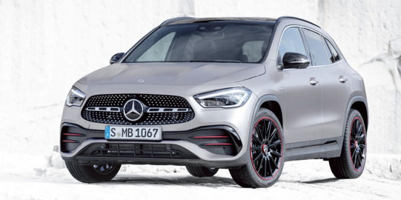 Mercedes-Benz: L'âge de la maturité pour le GLA