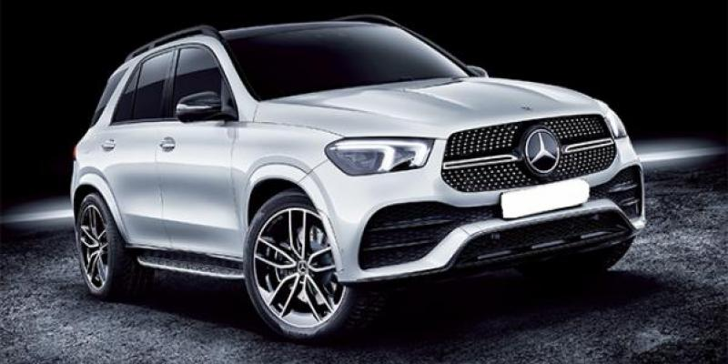 Mercedes-Benz repense son GLE