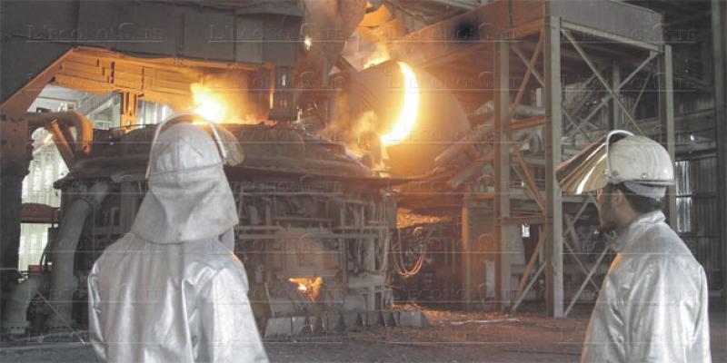 La lettre des métallurgistes à Elalamy
