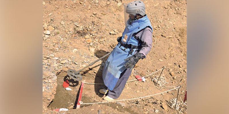 Mines antipersonnel: 15 ans pour réclamer réparation à l'Etat