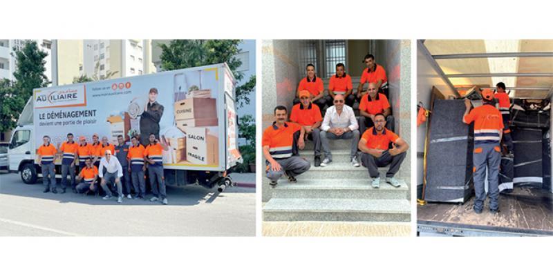 PME Régions: A Tanger, le déménagement se professionnalise