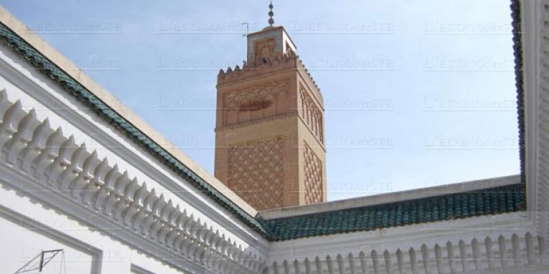 Plus de 1.000 mosquées réhabilitées