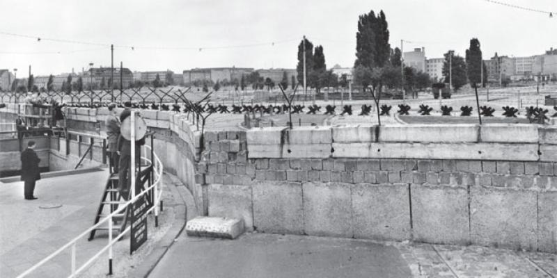 30 ans après Berlin, les murs se multiplient