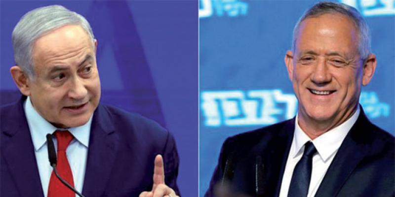 Israël: Netanyahu face au double défi