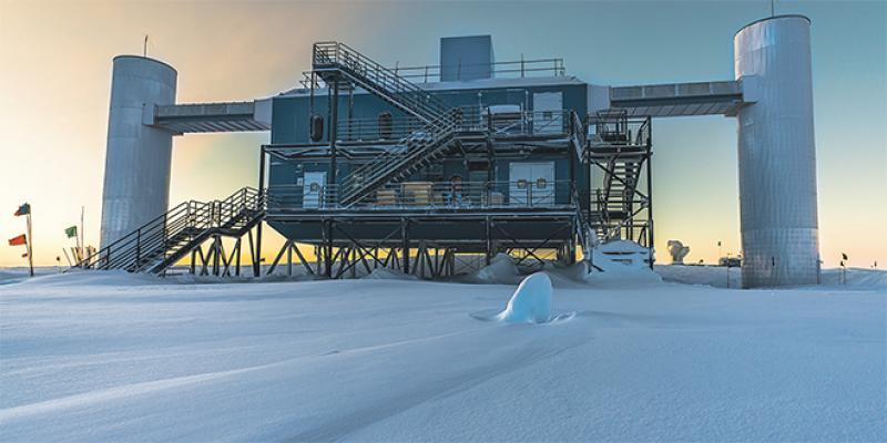 Sciences de l'univers: Le mystère des neutrinos levé