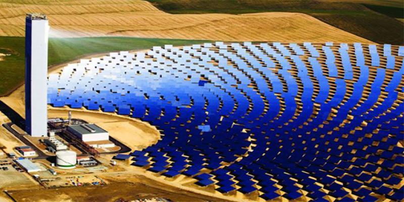 Energie solaire Noor Midelt II: Masen lance l'appel à préqualification