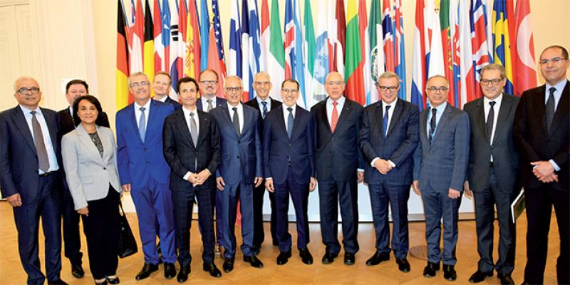 Lutte contre l'évasion fiscale: Le Maroc adhère à la Convention de l'OCDE