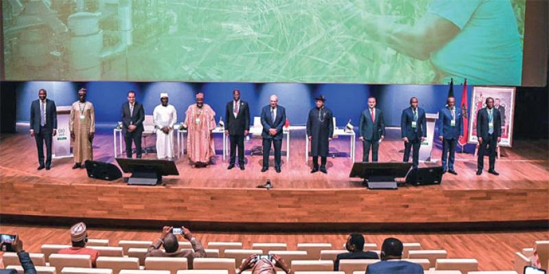 L'OCP Group renforce son partenariat avec le Nigéria