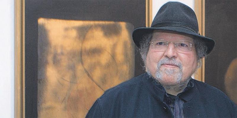 Omar Bouragba en 50 ans de création