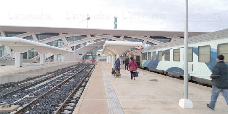 ONCF: Le train reliera Oujda à Nador