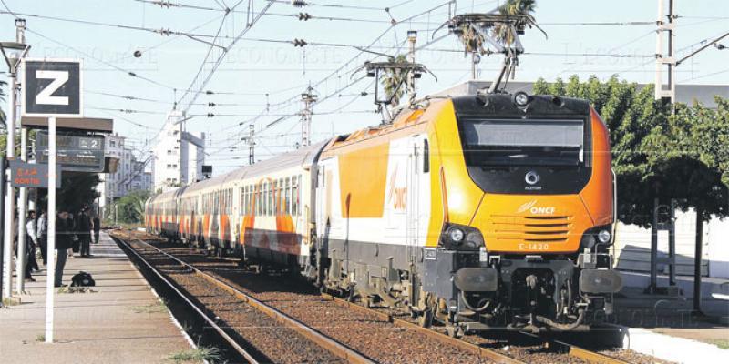 Coronavirus: L'ONCF suspend ses trains de ligne